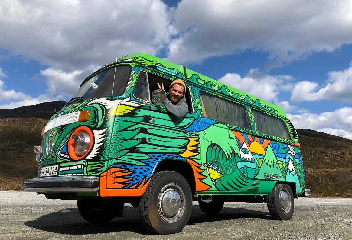 The Bula Van Tour 2019